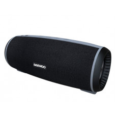 ALTAVOZ DAEWOO PORTATIL DBT-10B BLUETOOTH BATERIA RECARGABLE RADIO FM USB MICRO SD POTENCIA 12W COLOR NEGRO