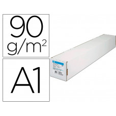 PAPEL ESPECIAL HP INK-JET BLANCO INTENSO DIN A1 45,7M X 594 MM 90 G