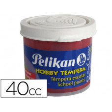 TEMPERA HOBBY 40 CC CARMIN -N.34