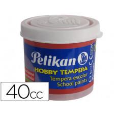 TEMPERA HOBBY 40 CC BERMELLON -N.58