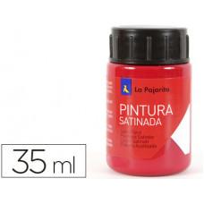PINTURA LATEX LA PAJARITA CARMIN 35 ML