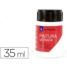 PINTURA LATEX LA PAJARITA BLANCO 35 ML