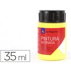 PINTURA LATEX LA PAJARITA AMARILLO LIMON 35 ML