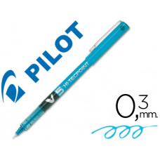 BOLIGRAFO PILOT PUNTA AGUJA V-5 AZUL CLARO 0.5 MM