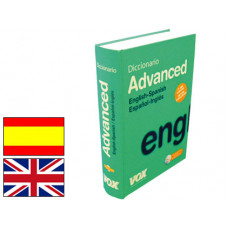 DICCIONARIO VOX ADVANCED INGLES ESPAÑOL-ESPAÑOL INGLES