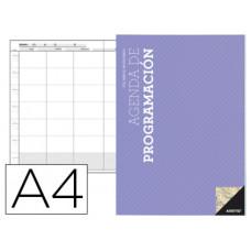 AGENDA DE PROGRAMACION ADDITIO A4 PLAN MENSUAL Y PROGRAMACION SEMANAL DEL CURSO
