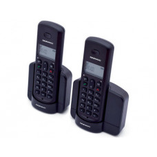 TELEFONO DAEWOO INALAMBRICO DTD-1350D DUO PANTALLA RETROILUMINADA MANOS LIBRES IDENTIFICACION LLAMADAS