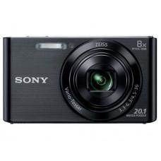 CAMARA DIGITAL SONY DSCW830B NEGRA 20,1 MPX ZOOM OPTICO 8X GRABA VIDEO HD 720P BATERIA CON CORREA DE MANO