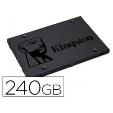 "DISCO DURO SSD KINGSTON 2,5"" INTERNO SA400S37 240 GB"