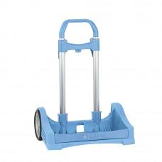 Carro portamochilas Evolution Safta Azul claro (Ref. 641072205)