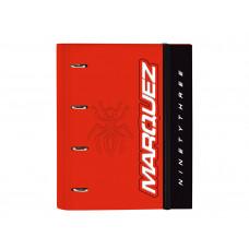 Carpeta anillas Safta Marc Márquez 270x35x320 mm (512097666)