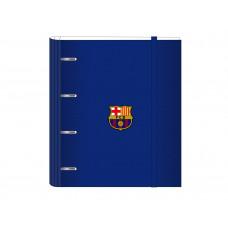 Carpeta anillas Safta F.C. Barcelona 1 Equipación 20/21 270x35x320 mm (512029666)