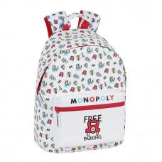 "Mochila para portátil 14,1"" Mod. 808 Safta Monopoly (Ref. 622004819)"