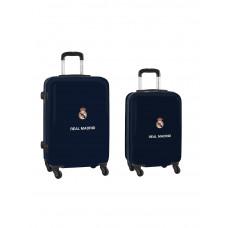 Set de dos trolleys Safta Real Madrid (Ref. 612034849)