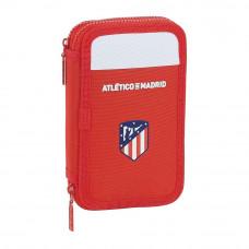 Plumier doble 28 piezas Mod. 854 Safta Atlético de Madrid Femenino (Ref. 422001854)