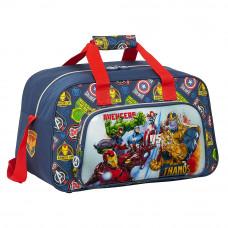 Bolsa de deporte Mod. 273 Safta Avengers Heroes vs Thanos (Ref. 712179273)