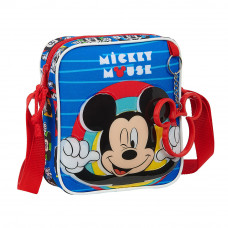 Bolsito bandolera Mod. 222 Safta Mickey Mouse Me Time (Ref. 612114222)