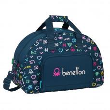 Bolsa de deporte Mod. 219 Safta Benetton Dot Com (Ref. 712151219)
