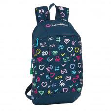 Mini mochila Mod. 821 Safta Benetton Dot Com (Ref. 612151821)
