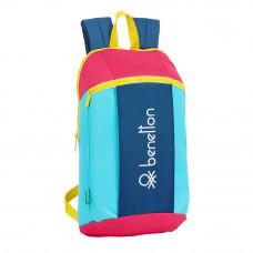 Mini mochila Mod. 821 Safta Benetton Colorine (Ref. 642117821)