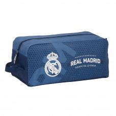 Bolso zapatillero rectangular Safta Real Madrid Leyenda (Ref. 812124440)
