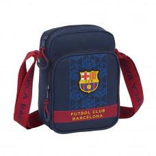 Bandolera pequeña Mod. 672 Safta F.C. Barcelona Corporativa (Ref. 612125672)