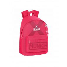 "Mochila para portátil 14,1"" Mod. 808 Safta Munich Cherry (Ref. 642112819)"
