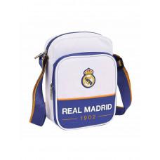 Bandolera pequeña Mod. 672 Safta Real Madrid 1 Equipación 21/22 (Ref. 612154672)