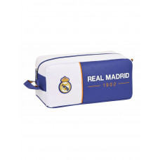 Bolso zapatillero rectangular Safta Real Madrid 1 Equipación 21/22 (Ref. 812154440)