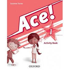 Ace! 1. Activity Book
