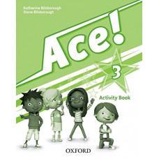 Ace! 3: Activity Book