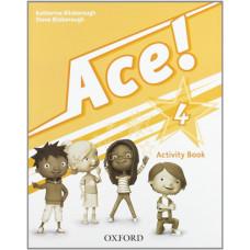 Ace! 4: Activity Book