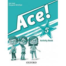 Ace! 5: Activity Book