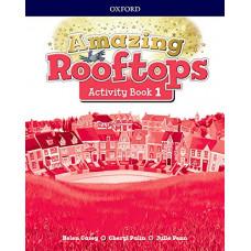 Amazing Rooftops. Activity Book 1