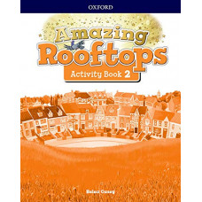 Amazing Rooftops. Activity Book 2