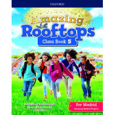 Amazing Rooftops for Madrid. Class Book 5