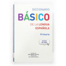 Diccionario Básico de la lengua española RAE